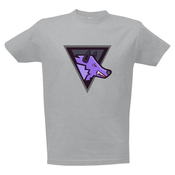 Tričko s potiskem tričko VLK